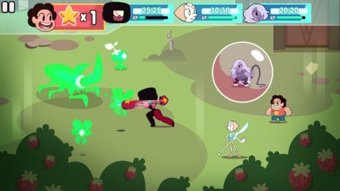 Attack the Light - Steven Universe Light RPG-1