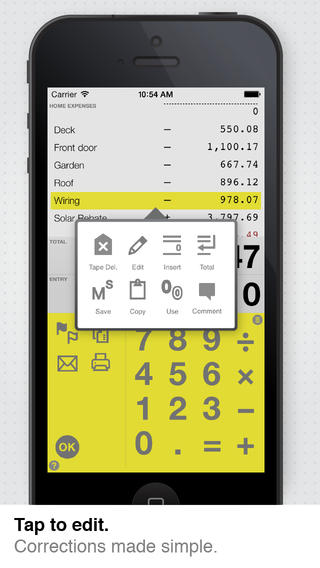 Digits, the calculator for humans-05