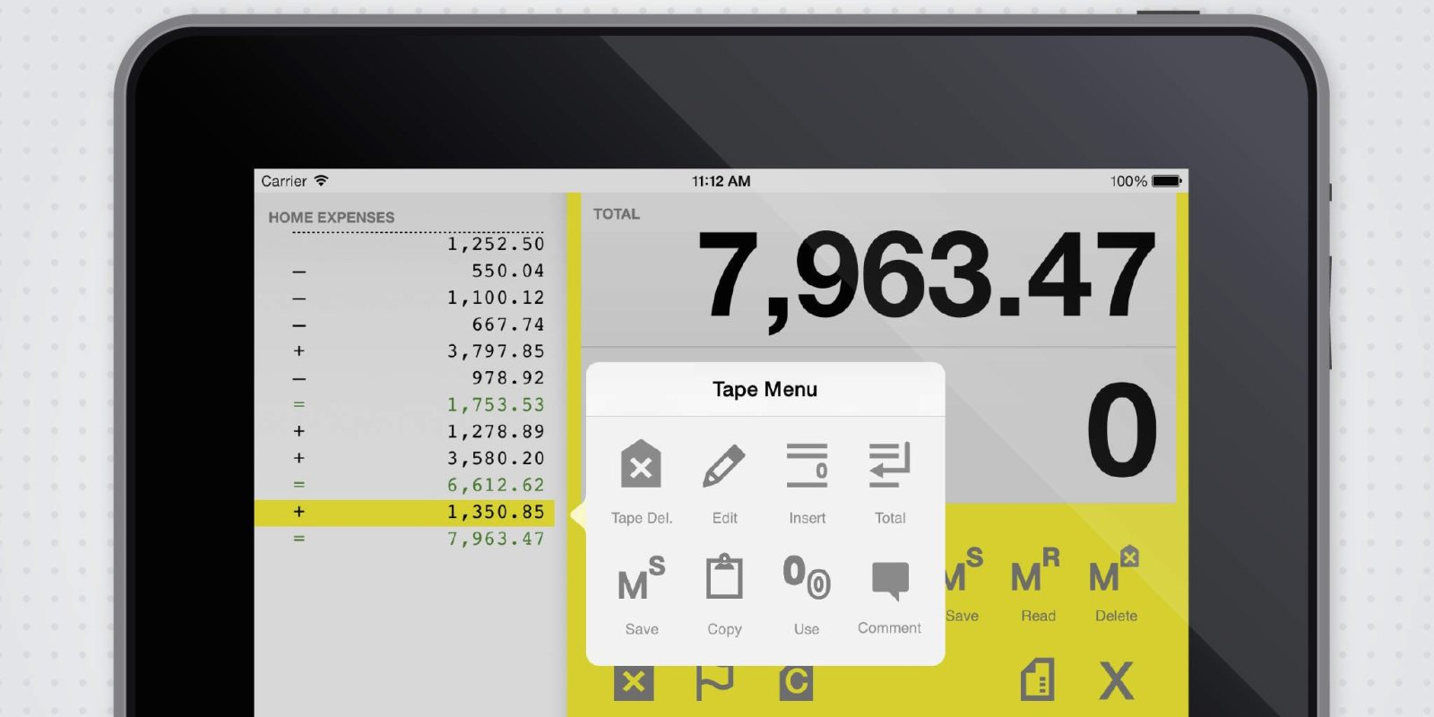 Digits, the calculator for humans on iOS free for first time in over ...