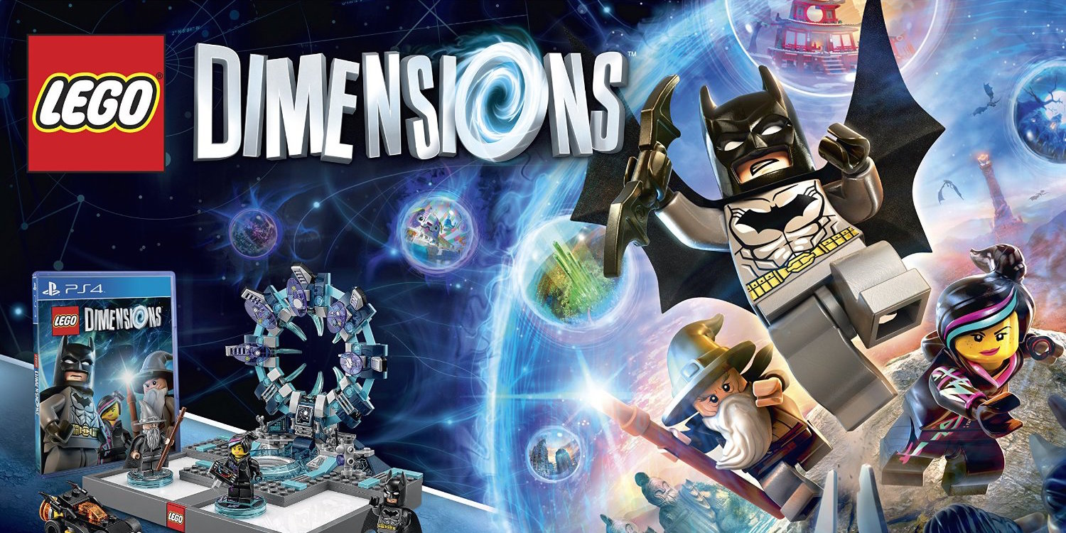 Games/Apps: LEGO Dimensions Starter Pack (all platforms) $45, Sunset Overdrive $12, iOS freebies, more