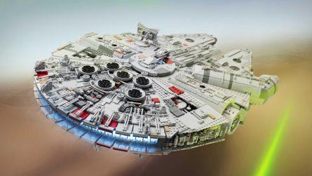 LEGO Millennium Falcon-01