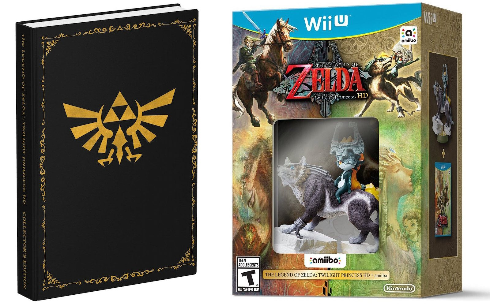 twilight princess collectors edition strategy guide