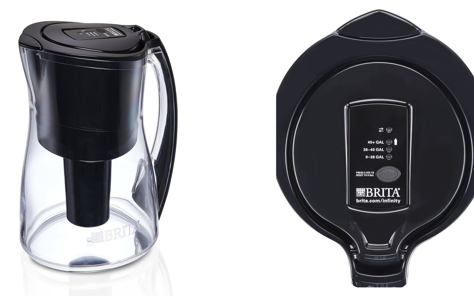 Brita\'s new Wi-Fi Infinity water pitcher automatically orders new ...