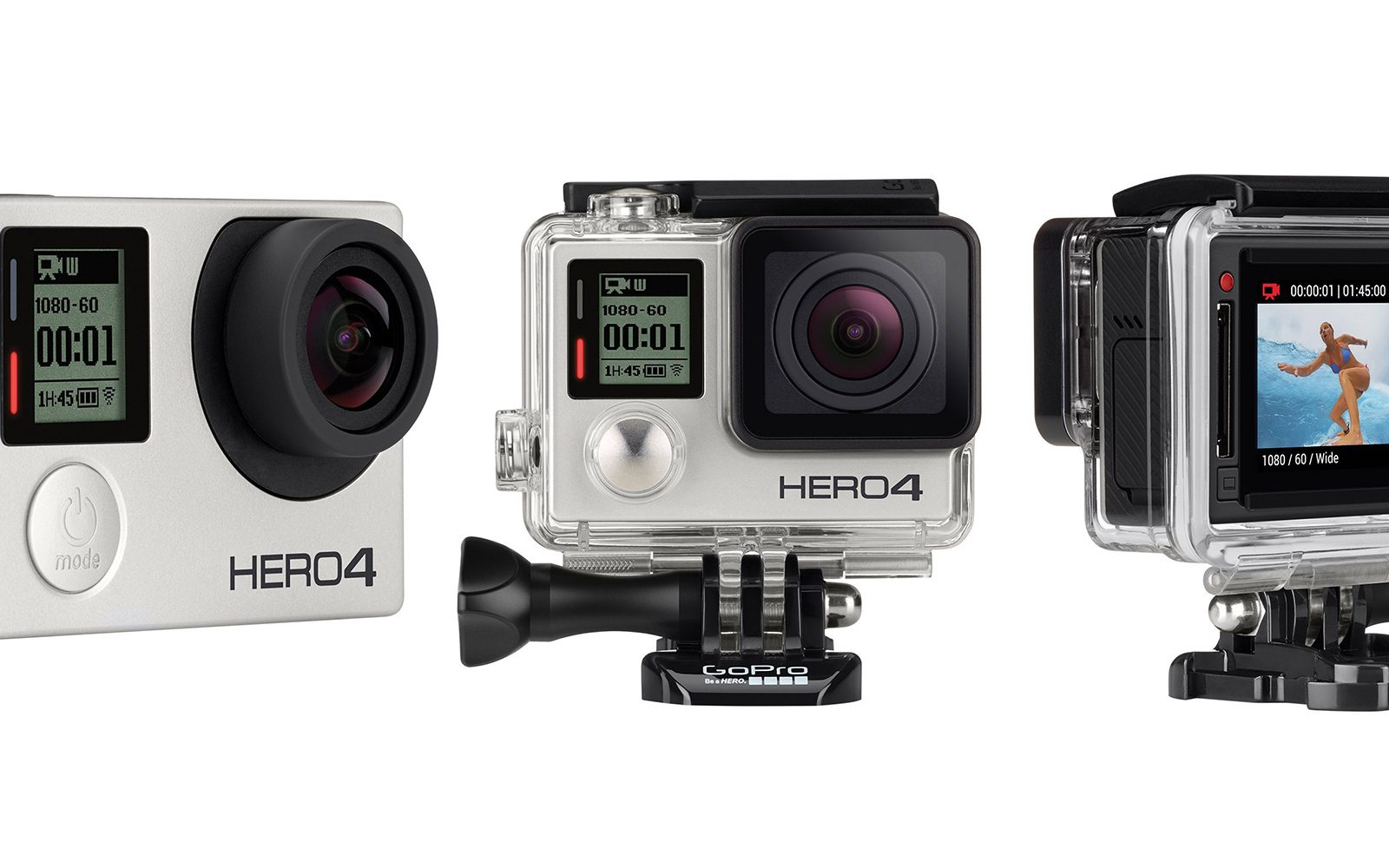 Grab the best-selling GoPro HERO4 Silver Action Camera for $299 ...