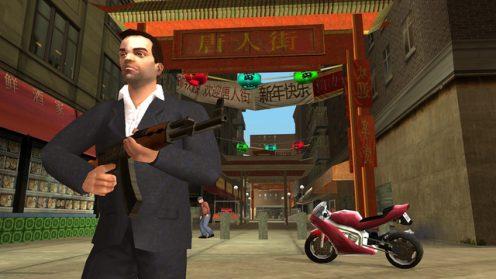 Grand Theft Auto- Liberty City Stories on iOS-4