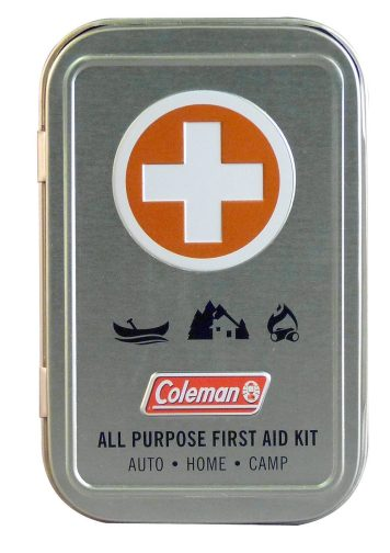 Coleman's 27-Piece All Purpose First Aid Tin-sale-01