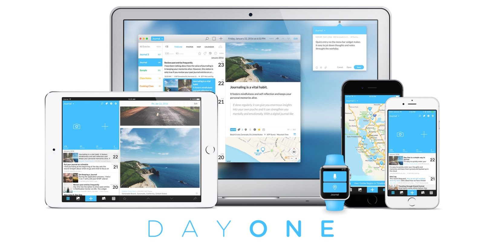 App Store Free App of the Week: Day One Journal now free for