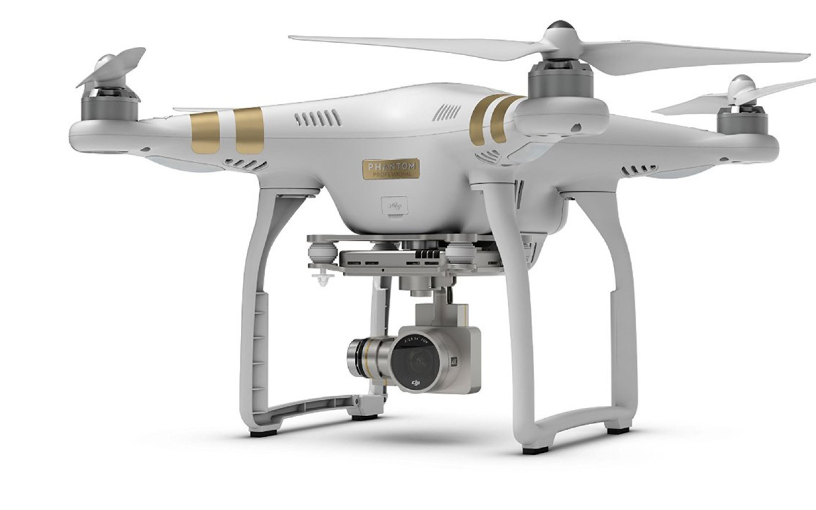 The DJI Phantom 3 Professional w/ 4K UHD Video Camera (Refurb) is available for $569 shipped (Orig. $1,259)