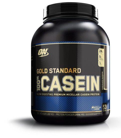 Optimum Nutrition 100% Casein Protein Chocolate Supreme