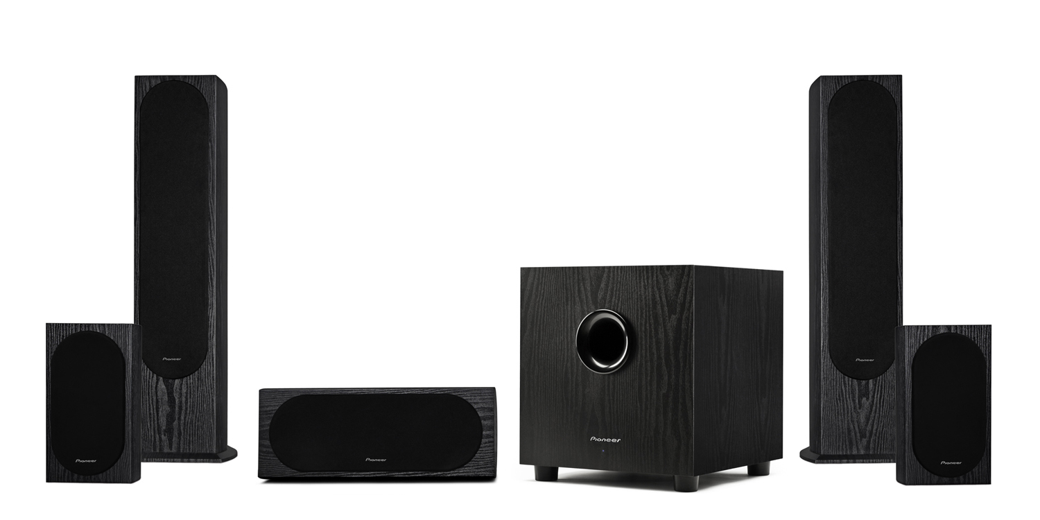 Pioneers Andrew Jones Speakers Are On Sale Center Channel 70 Floor 91 Subwoofer 110 More