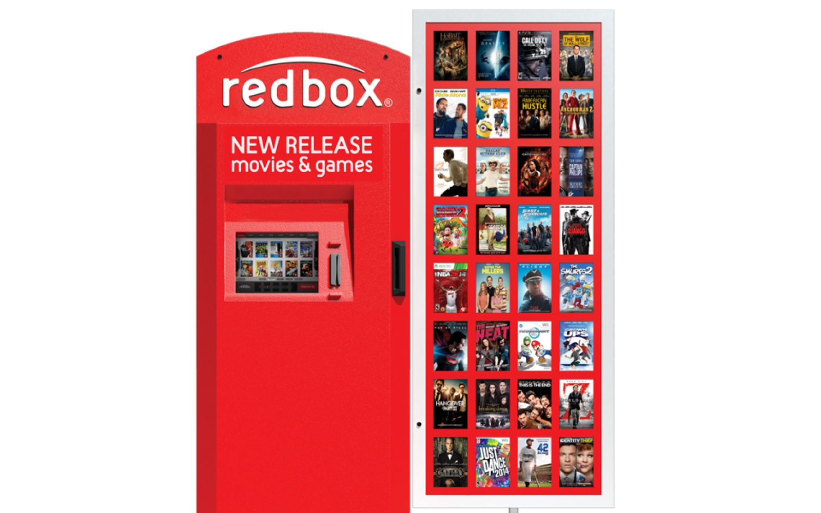 Same thing, I got a charge for RedBox is untrustworthy, I don't think I will get anything from their kiosk anymore. Yeah, it's cheap.