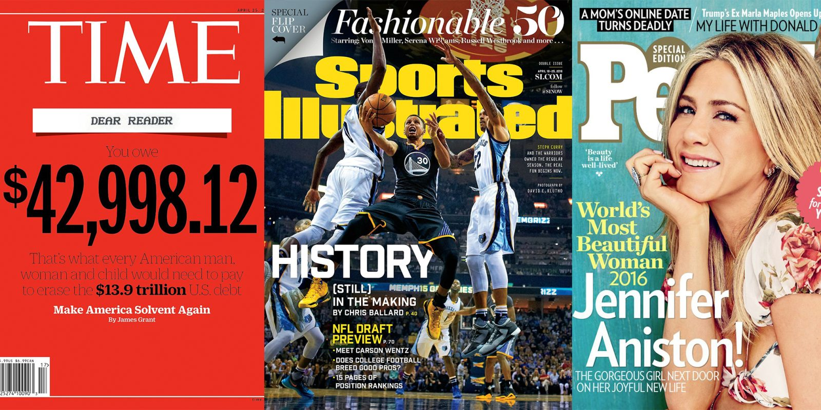Amazon Gold Box - Magazine Subscriptions from $5: Sports Illustrated