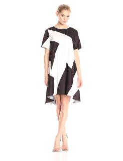 Donna Morgan GeoPrint Dress