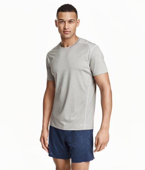 H&M conscious sport shirt