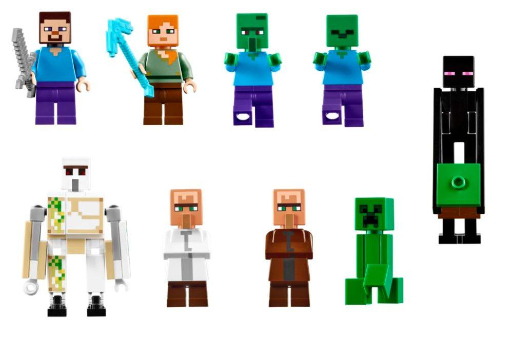 LEGO-21128-Minecraft-The-Village-Minifigures-1024x680