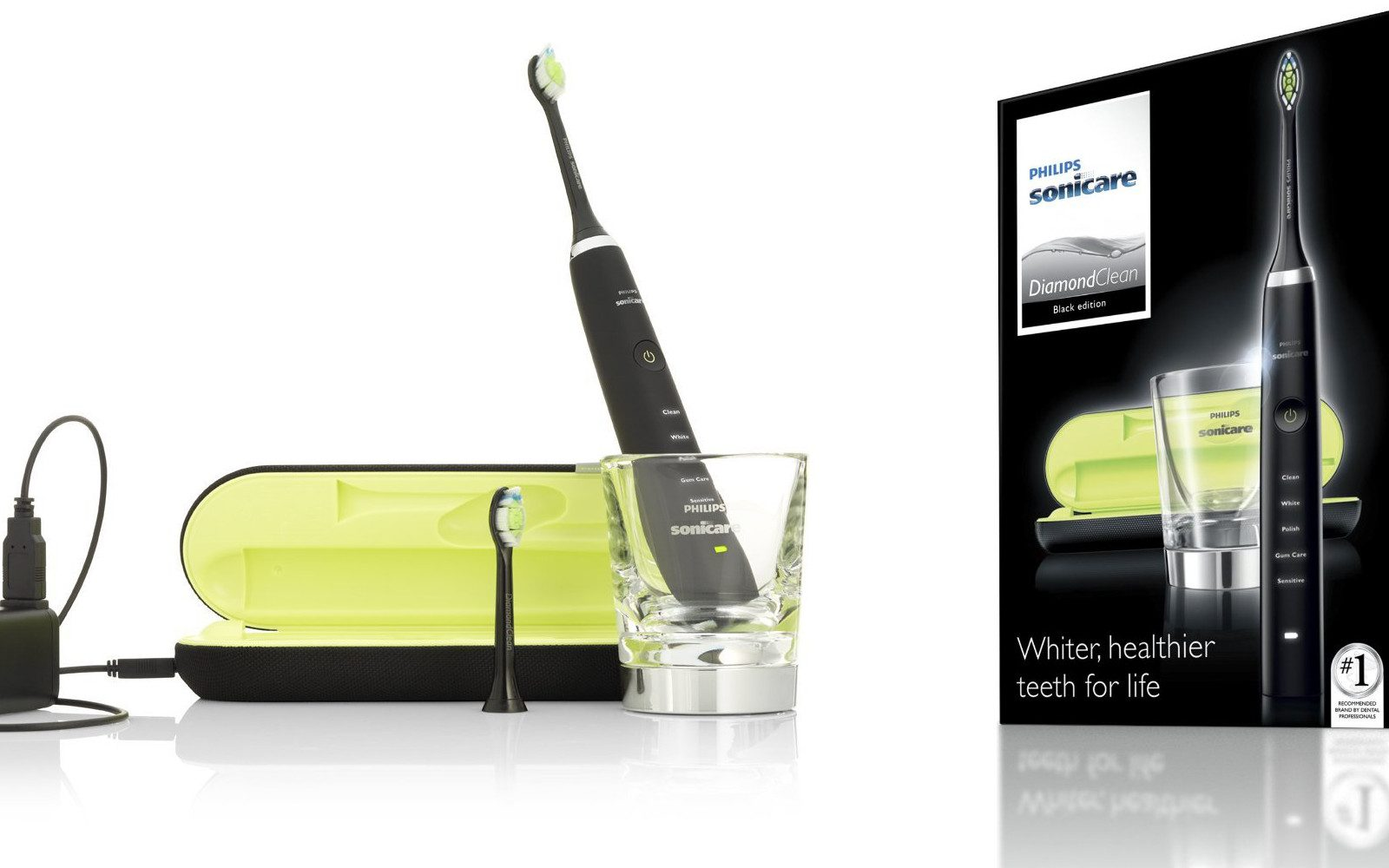 Home: Philips Electric Toothbrush w/ glass charger $170 (Reg