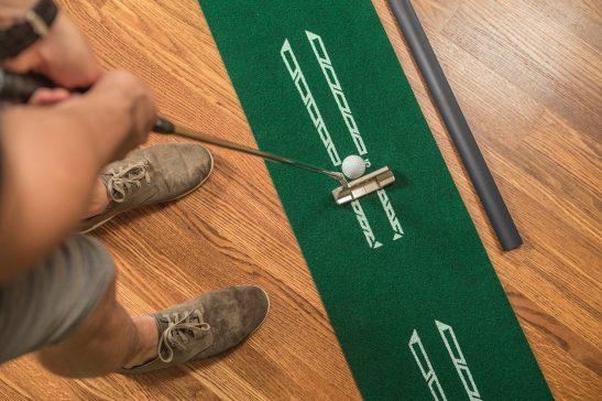 SKLZ Accelerator Pro Golf Putting Mat -2
