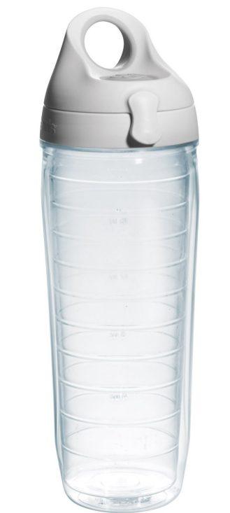 Tervis 24 oz. Clear Water Bottle