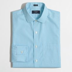 j crew factory wrinkle free voyager dress shirt