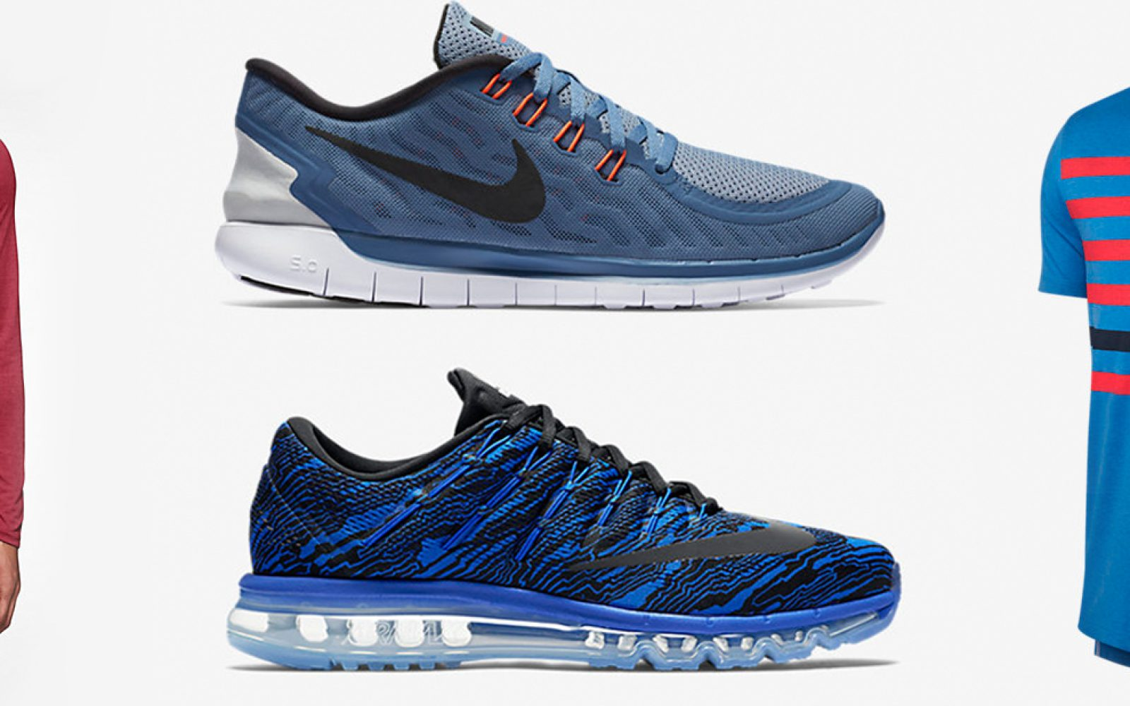 5221e904564 Nike extra 20% off clearance  Free 5.0 Running Shoes (five colors)  64  (Reg.  80)