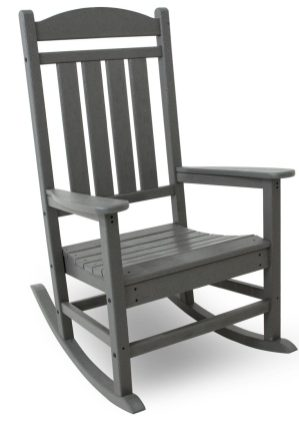 polywood outdoor rocking chair rocker