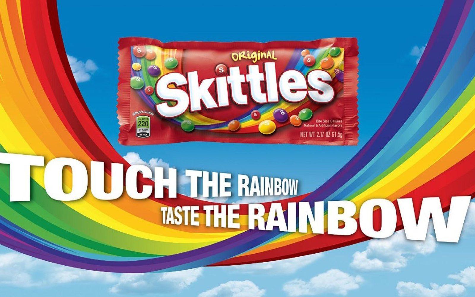 Taste the Rainbow! 30-Pack Skittles and Starburst Variety