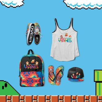Vans X Nintendo-clothes-9