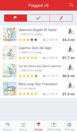 Road Bike GPS Cycling App-4