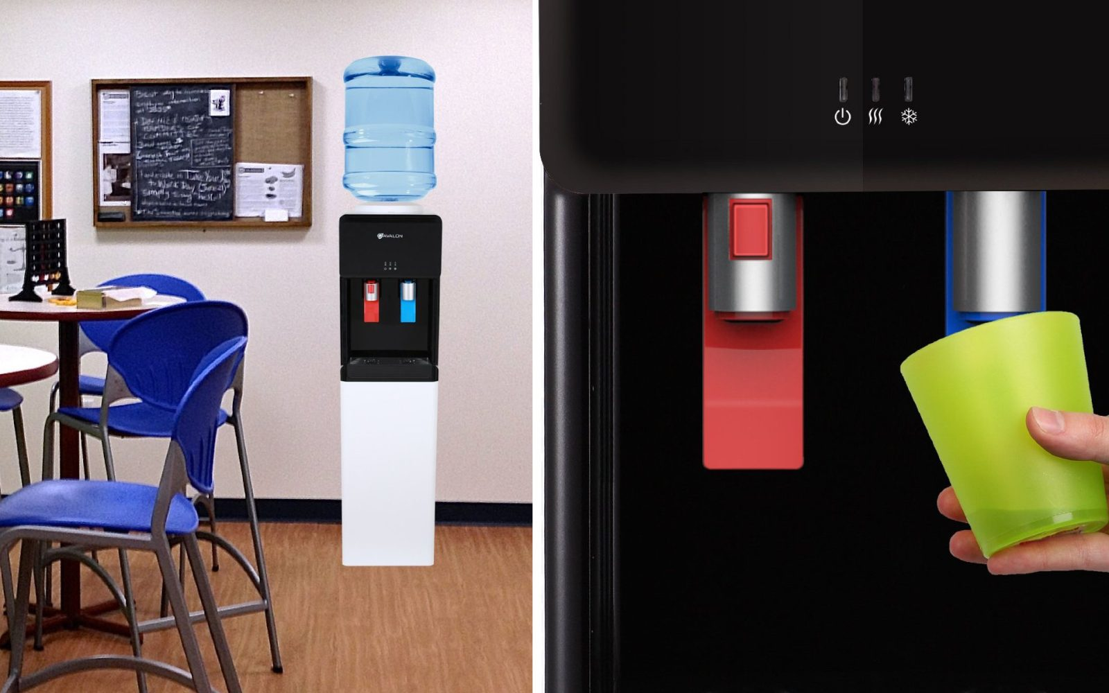 Grab a new hot/cold water dispenser for your home or office from ...