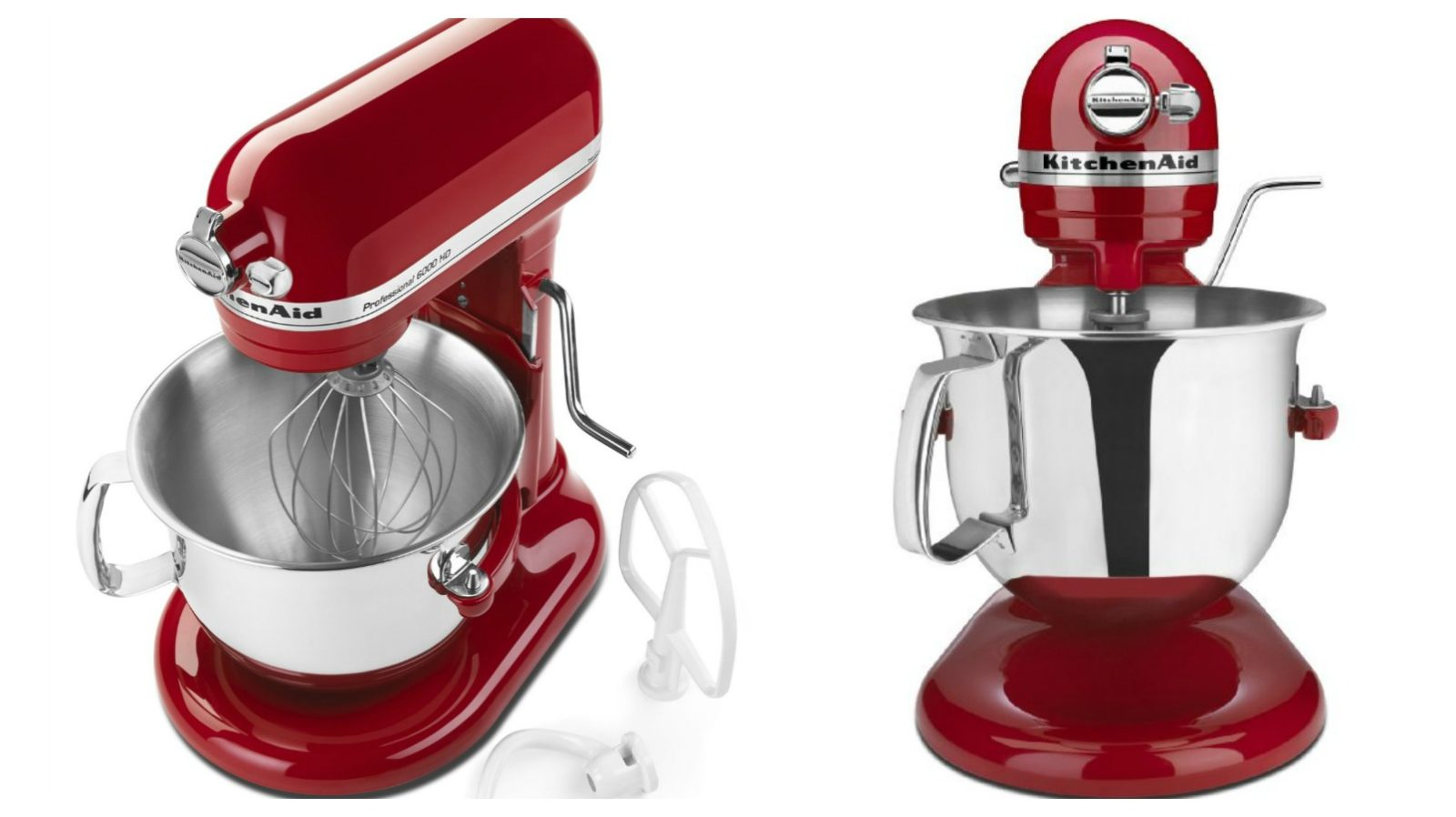 Amazon offers the Professional 6-qt KitchenAid Stand Mixer at ...