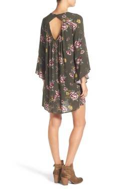 lush whitney shift dress