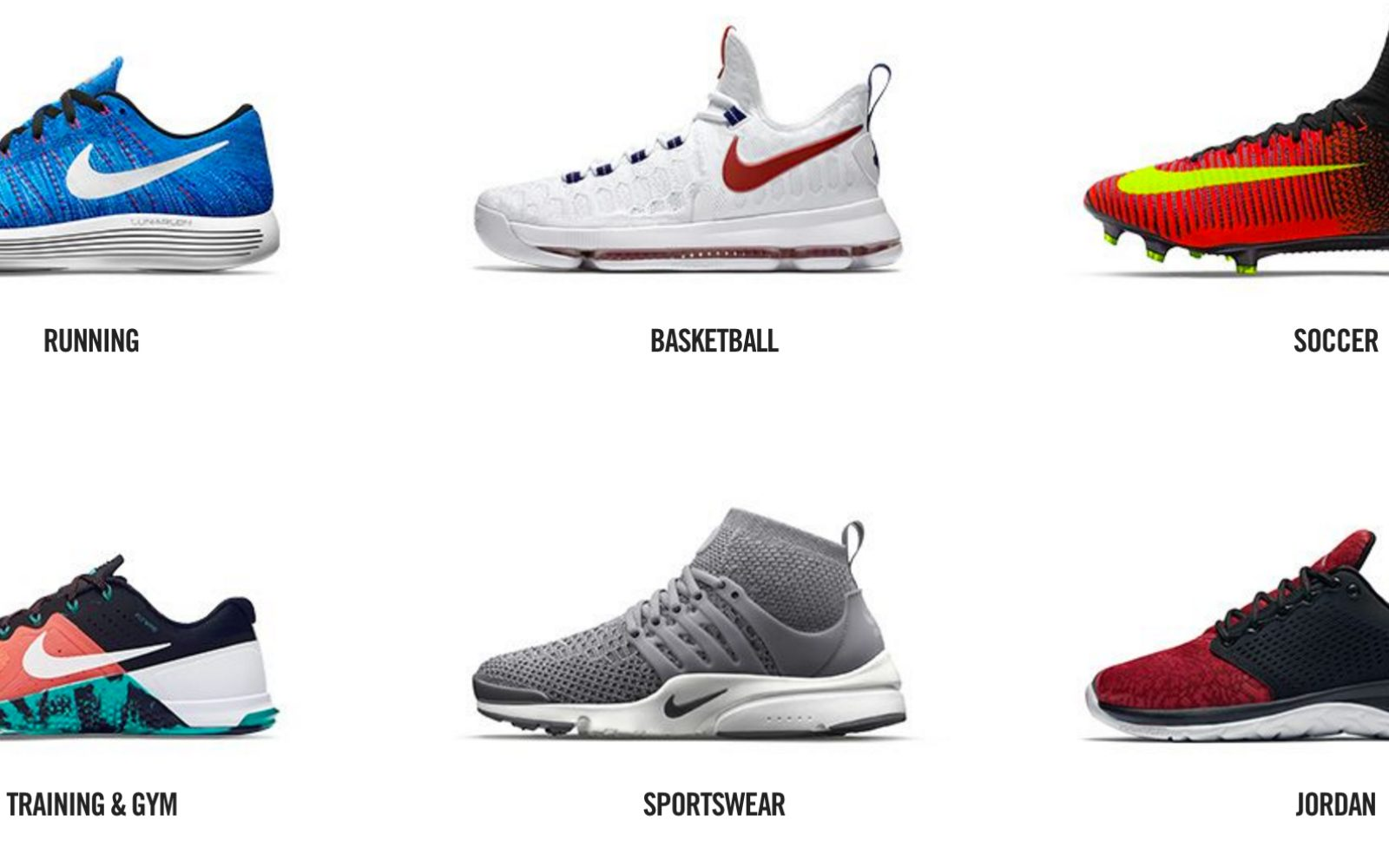 quality design 6bdd2 624da Finish Line s huge Nike shoe sale has deals on Roshe, Free, Air Max and many  more from  35