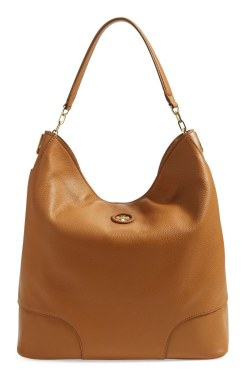 Tory Burch Leather Hobo