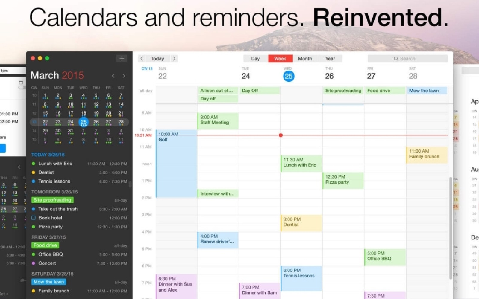 Fantastical 2 Calendar and Reminders just hit its all-time low on Mac + up to 50% off iOS versions from $3