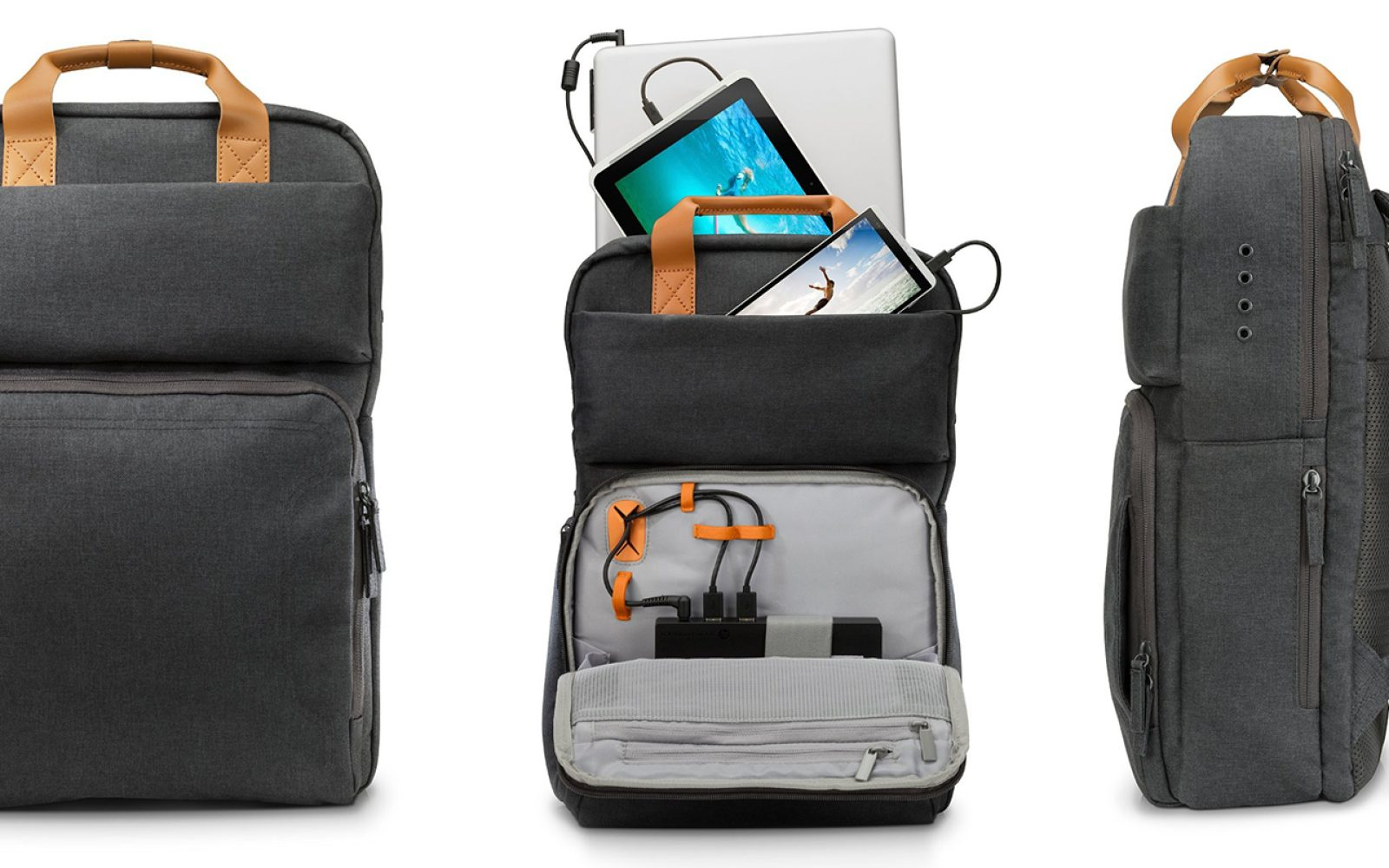 Hewlett Packard made a backpack with a massive built-in battery and it  actually looks pretty cool 0e79addba22bd