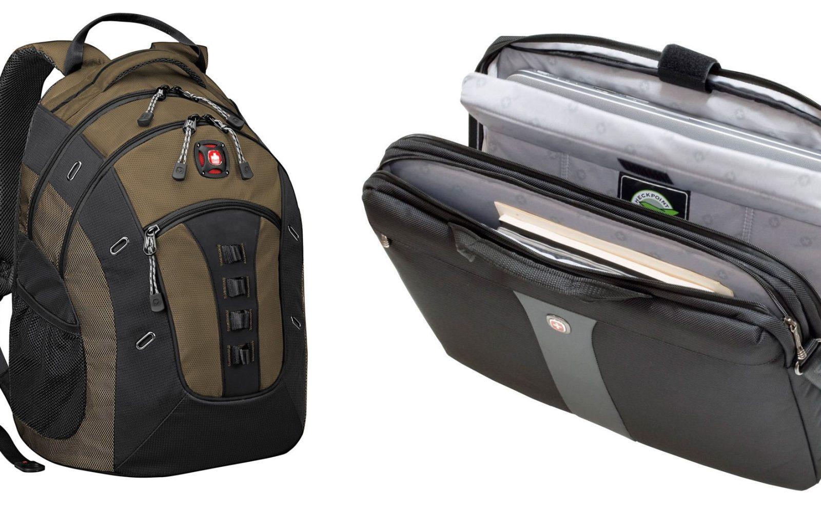 Swissgear Granite Deluxe Laptop Backpack Multiple Colors
