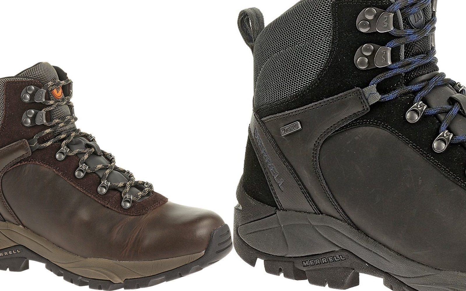 83110e4c3152 Time to gear up for winter w Merrell Parkton Trekker Waterproof boots in  black and brown   50 shipped
