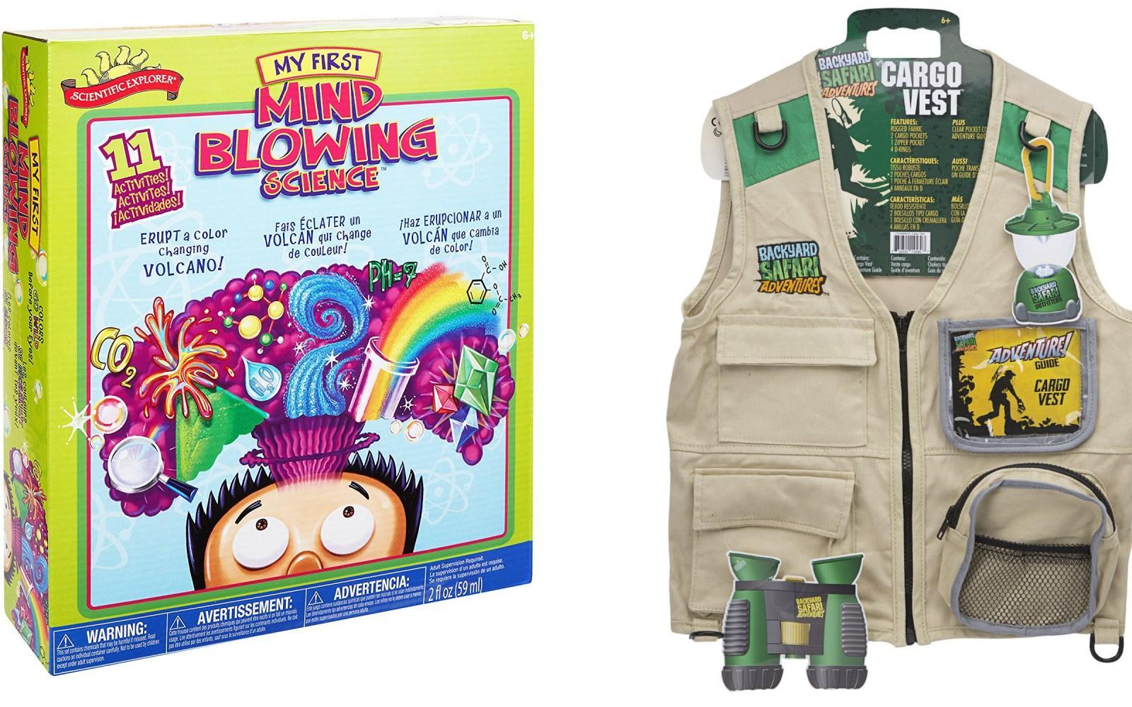 Backyard Safari Toys amazon's 1-day alex toys sale up to 50% off: backyard safari cargo