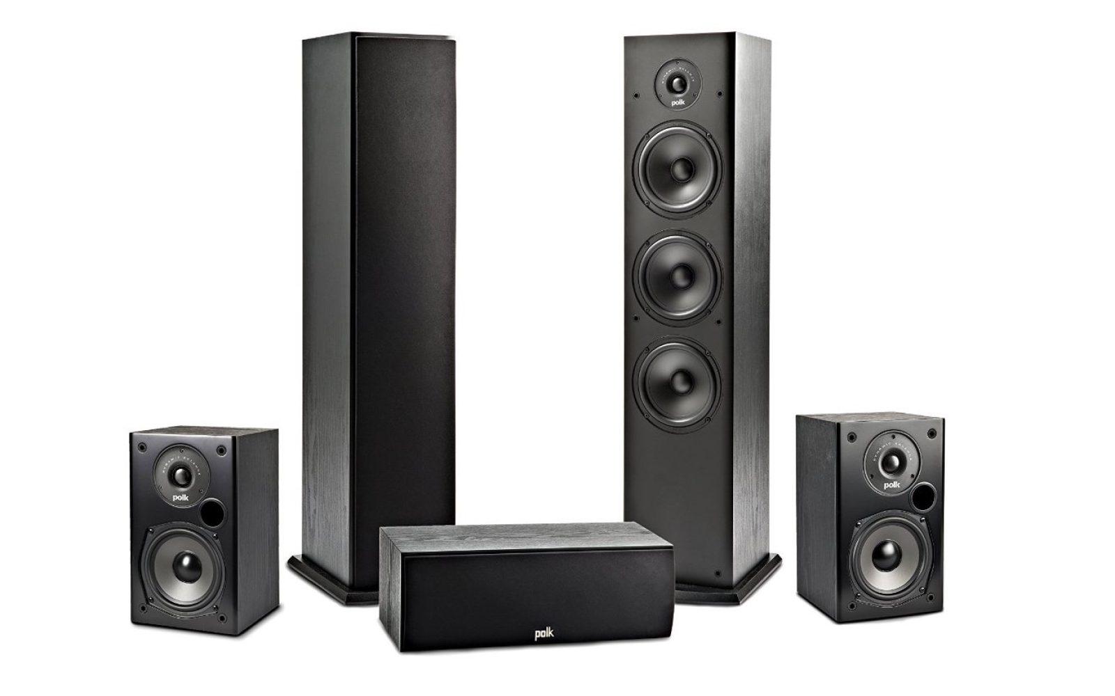 Save 50 On Polks Audio T15 Bookshelf Speakers At Amazon Shipped Reg 100