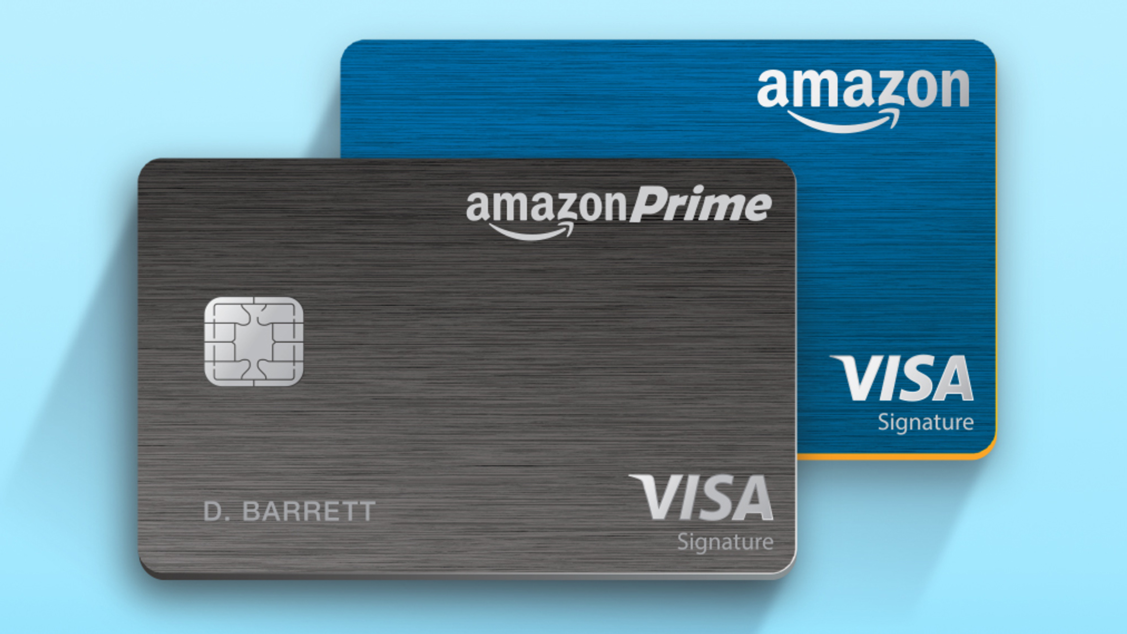 Credit cards accepted by amazon