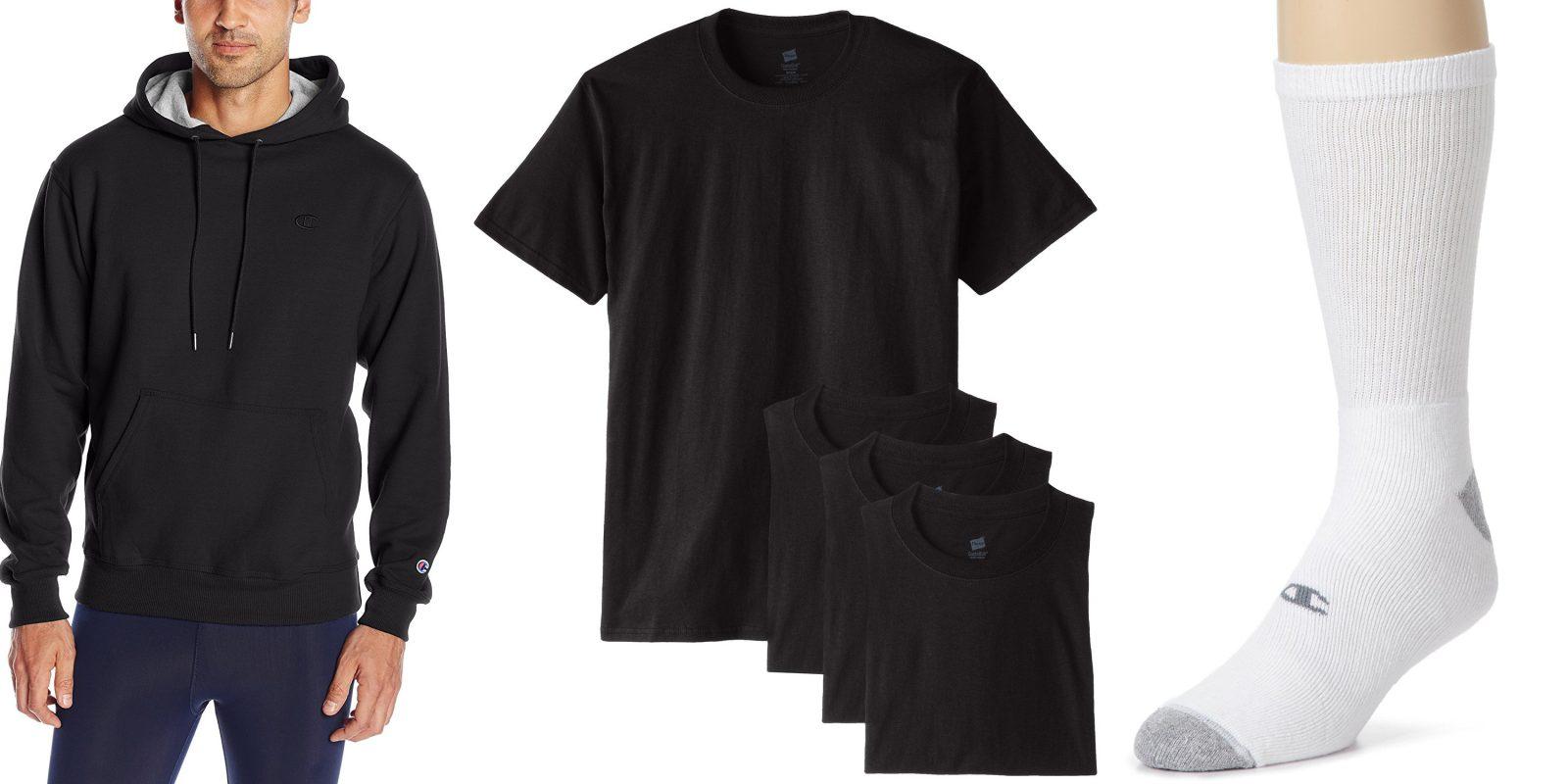58f0d0fd779e8 Amazon 1-Day Activewear/Basics Apparel sale: 10-Pack Hanes Socks $10 ...