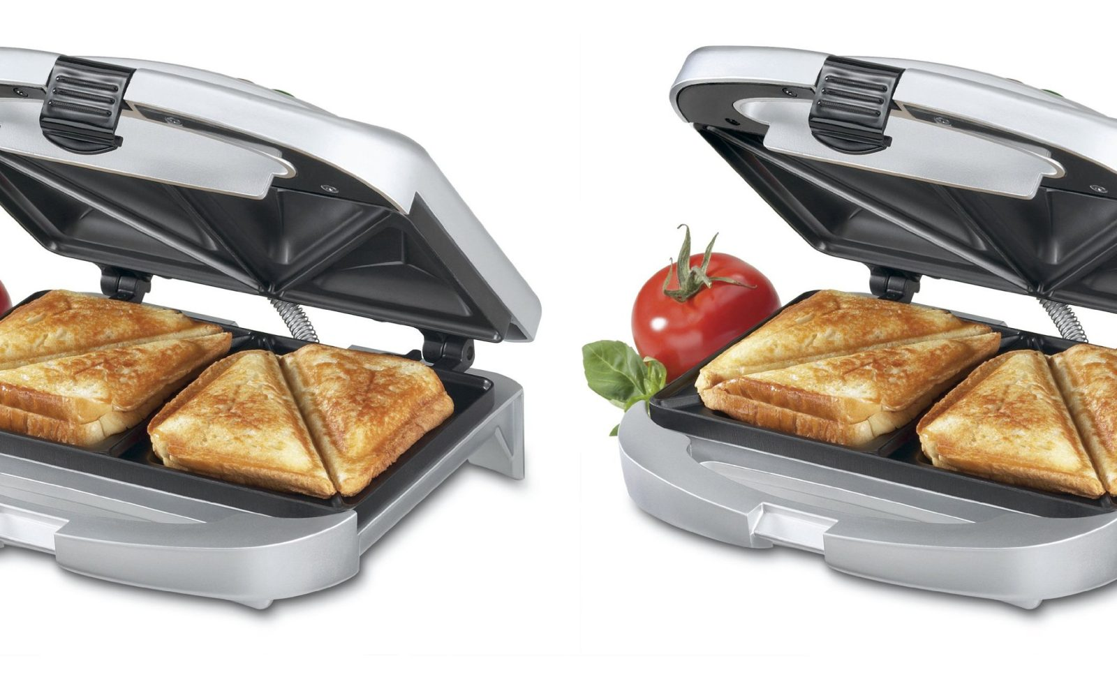 Cuisinart S Nonstick Dual Electric Sandwich Grill Hits Its