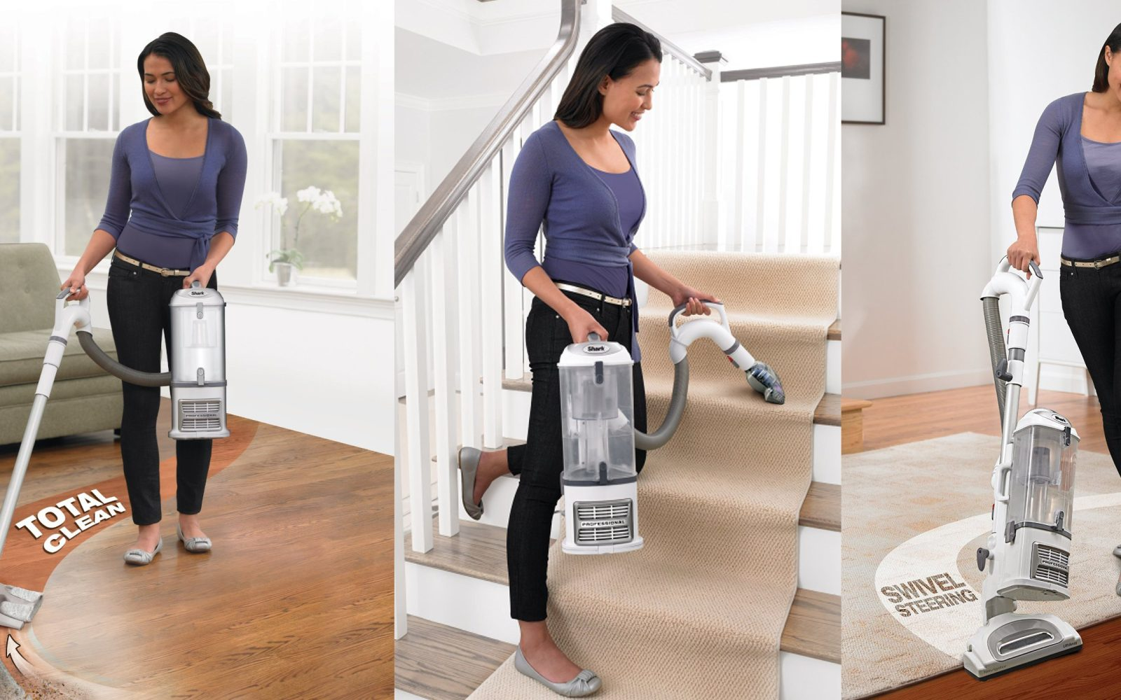 Sharks Highly Rated Navigator Lift Away Upright Vacuum Is Down To