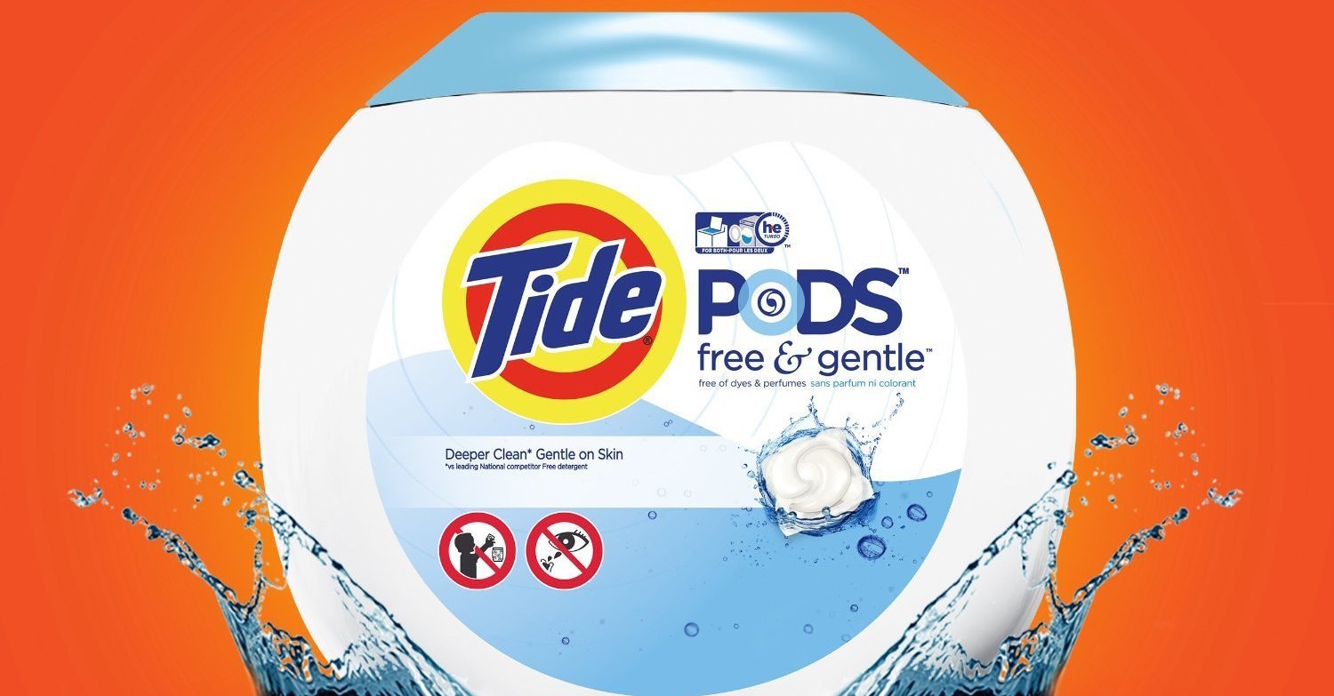 cleaning supplies laundry detergent at amazon 81 pack tide pods 13
