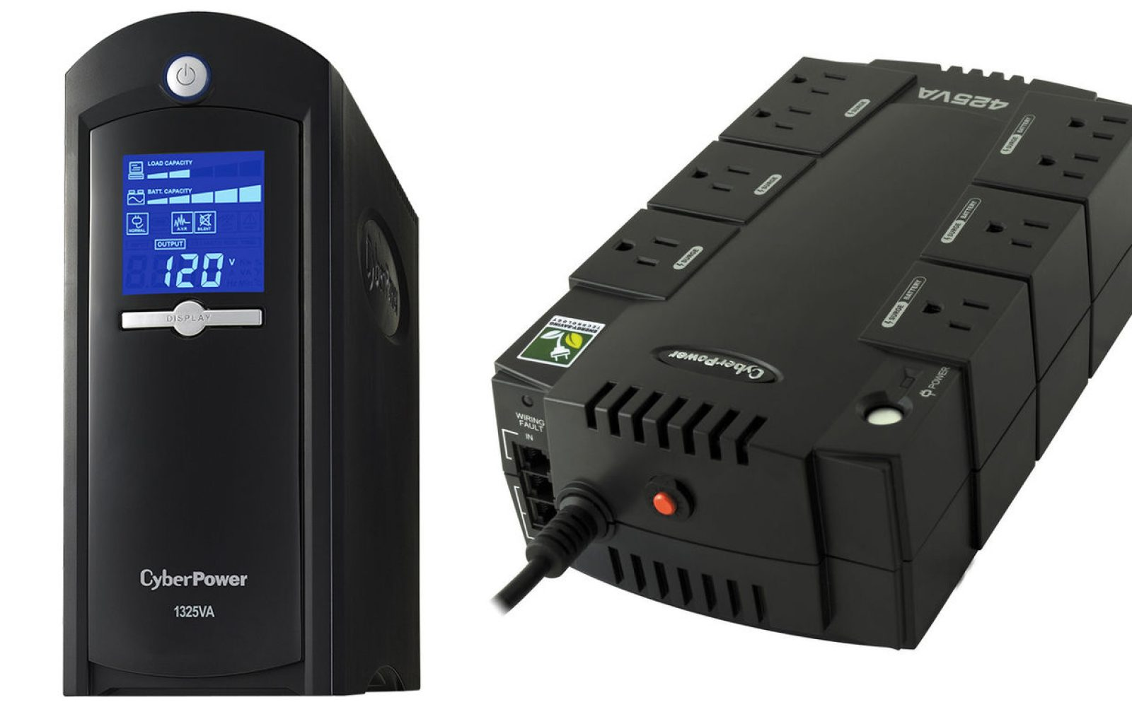 CyberPower UPS systems are an excellent investment, deals from $33