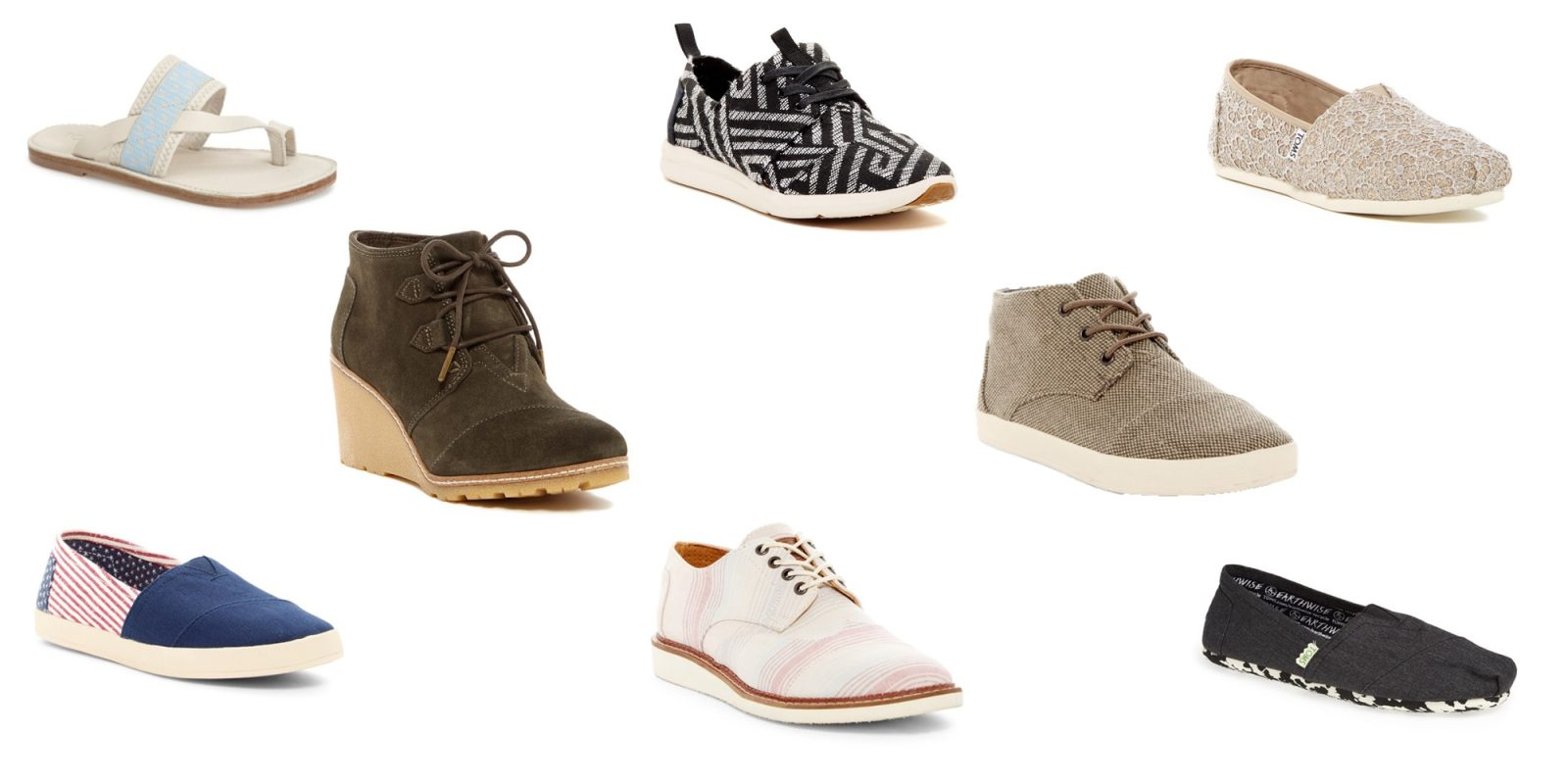 189e800e503 Get up to 70% off men and women s TOMS at Nordstrom Rack s limited online  sale event