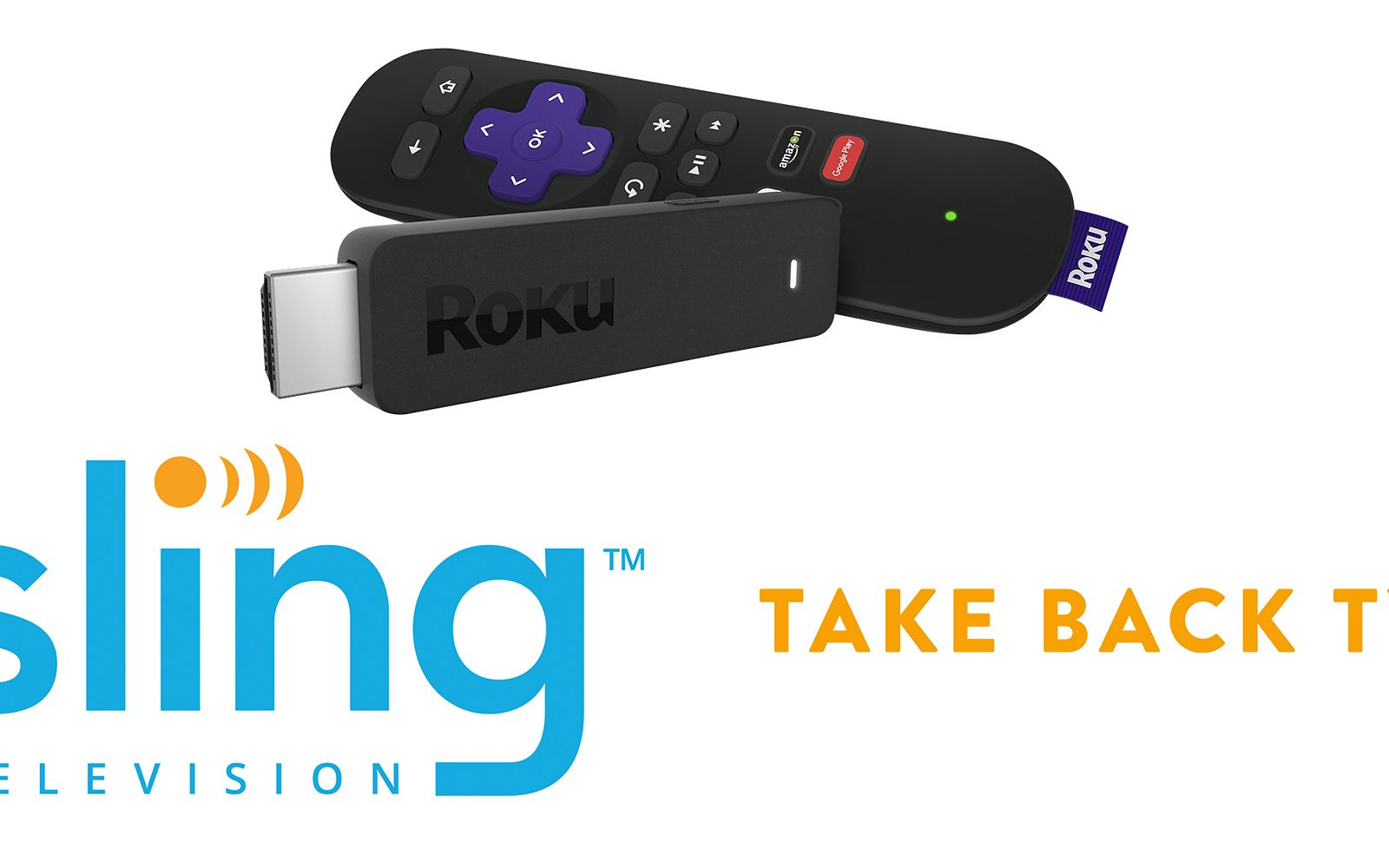 Score a free Roku Streaming Stick by pre-paying for a month of Sling