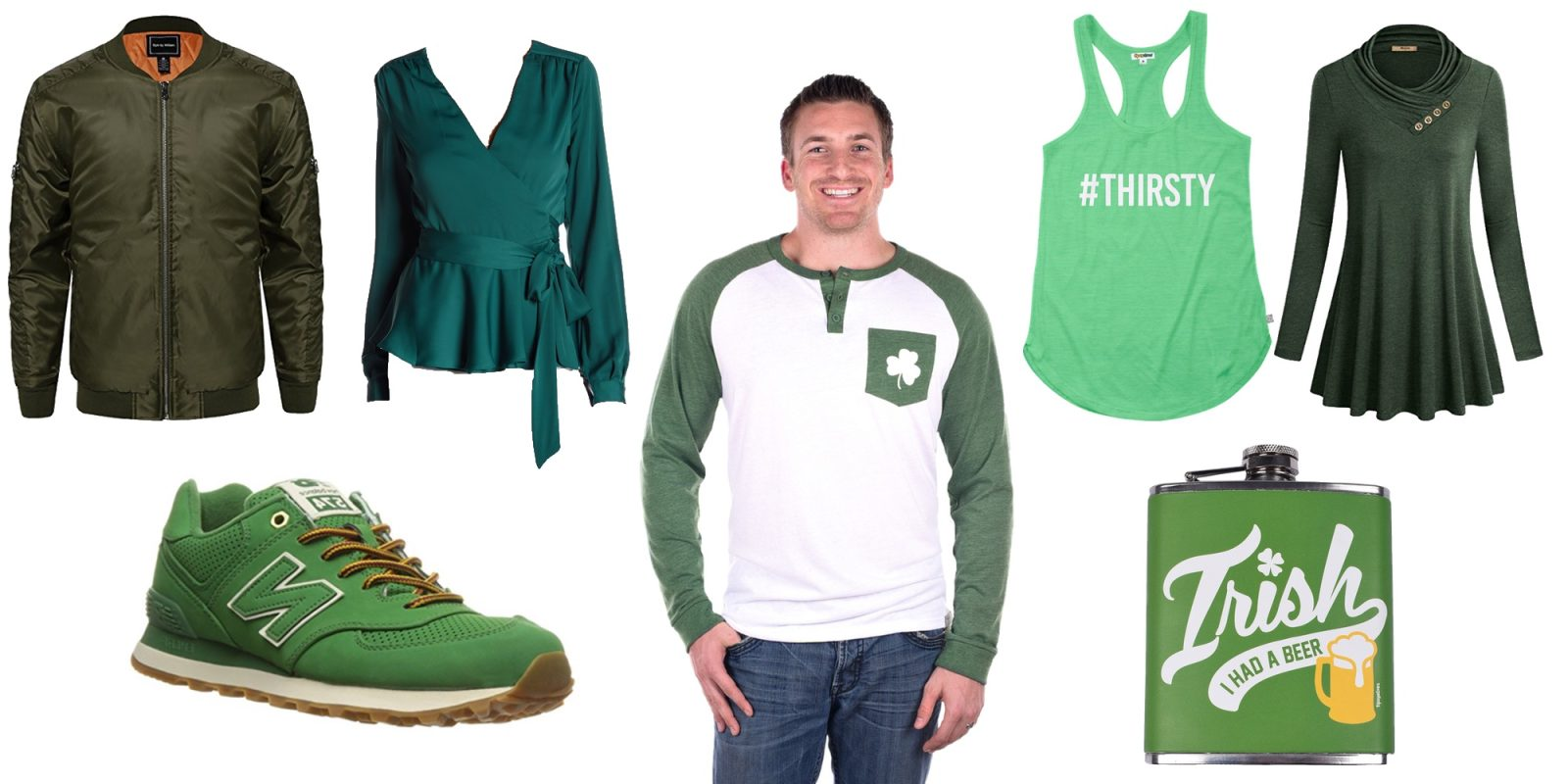 Look Good And Be Ready For St Patricks Day With These Outfit