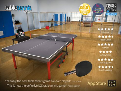Table Tennis Touch-1