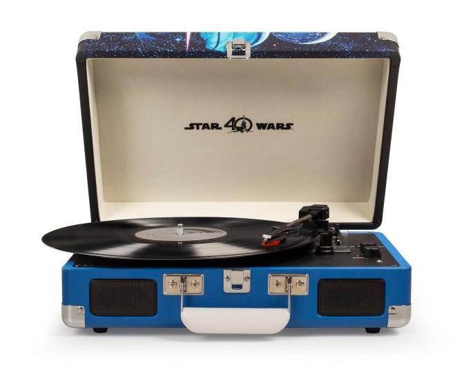 Star Wars Turntable Crosley-7